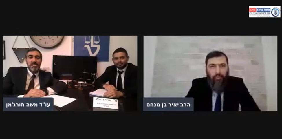 התנהלות בתי הדין הרבניים בימי קורונה סעדים דחופים, הסדרי שהות ומעוכבי נישואין