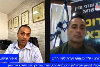 לשון הרע והתמודדות משטרת ישראל במישור הפלילי והאזרחי